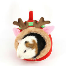 Small Pet Nest Reindeer Bed for Ferret Rabbit Rat Hamster Parrot Squirrel Toy