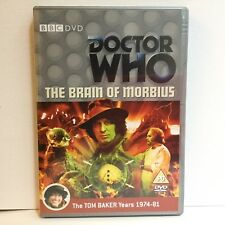 DOCTOR WHO - THE BRAIN OF MORBIUS DVD 4th Dr Tom Baker & Sarah Jane Smith (1976)