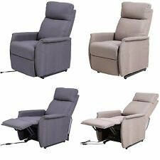Comfortable Electric Power Lift Chair Recliner Sofa Chair Padded Seat Remote NEW