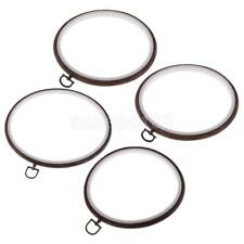 Embroidery Hoop Cross Stitch Hoop Embroidery Circle Set Hand Embroidery Hoop