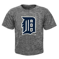 NEW MLB Detroit Tigers Childs T-Shirt - Size XS (4/5) or S (6/7) - FREE Shipping