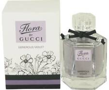Flora Generous Violet by Gucci For Women 100% Authentic EDT Perfume Variety