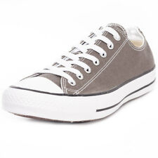 Converse All Star Lo Top Womens Trainers Charcoal New Shoes