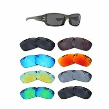 Introsk Replacement Lens For-Oakley Fives Squared Sunglass Multi-Color Polarized