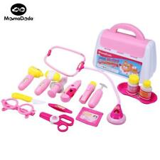 15pcs Child Medical Kit Doctor Toys Girls Kids Role Play Pretend Play Doctor Set