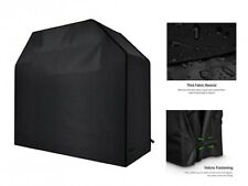 Gas Grill Cover BBQ Char Broil Waterproof Outdoor Black 58 Inch Barbecue Patio
