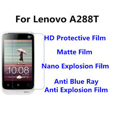 3pcs For Lenovo A288T High Clear/Matte/Anti Blue Ray Screen Protector