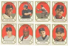 2005 Topps Cracker Jack MINI RED Parallel Single Cards #7-213 Rookie RC 05