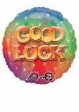 Good Luck Balloons Can Be Personalised Party Ware Decoration