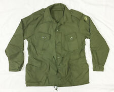 Canadian Military Army Olive Drab Combat Shirt  #1457