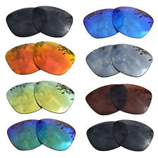 Introsk Replacement Lenses For-Oakley Frogskins Sunglasses Multi-Color Polarized