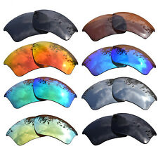 Introsk Replacement Lenses For-Oakley Half Jacket 2.0 XL Sunglasses Multi-Color