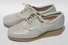 EXTRA DEPTH BY P.W. MINOR & SON INC. CLAY LEATHER SHOES ORTHO, DIABETIC BARGAIN
