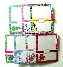Lilly Pulitzer Write On Board Sorority Tri Delta Delta Zeta Kappa Alpha Theta SK