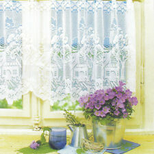 Lace Cafe Curtains Window Treatments Hardware Curtains Drapes Valances 160x30cm