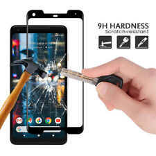3D Full Cover Tempered Glass Screen Protector Flim+Case For Google Pixel 2/XL