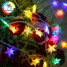 10M Xmas Party Outdoor Christmas Fairy String LED Lights Home Decor Party Lamp
