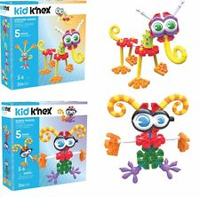Kid KNEX Stretchin Friends Blinkin Buddies Building Set Ages 3+ Construction Fun