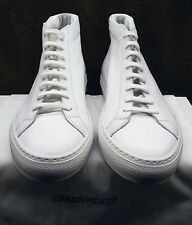 COMMON PROJECTS ACHILLES MID WHITE (1529 0506)  - DEADSTOCK - ALL SIZES