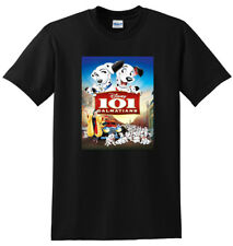 101 DALMATIONS T SHIRT bluray dvd cover adult sz SMALL MEDIUM LARGE or XL