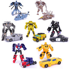 8cm Mini Classic Transformers Robot Cars Action Figures Education Toy Kids Gift