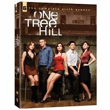 One Tree Hill - The Complete Sixth Season (DVD, 2009, 7-Disc Set) BRAND NEW!