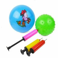 Mini Plastic Hand Ball Party Balloon Inflator Air Pump For Football Basketball K