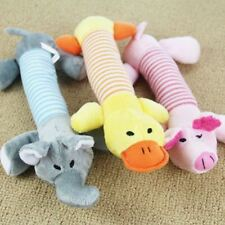 Dog Squeaker Toy Dog Chew Squeaky Sound Pet Puppy Plush Squeaky Chew Toy For Dog