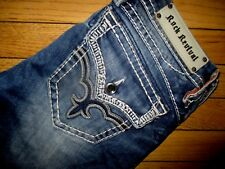 ROCK REVIVAL MAY EASY BOOTCUT WOMENS JEANS SIZE 27
