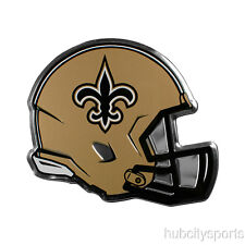 New Orleans Saints Helmet Emblem Free Shipping! NFL NEW!
