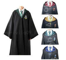 Fashion Adult Harry Potter Cape Hogwarts Cloak Robe Costume Cosplay Fancy Dress