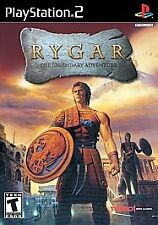 Rygar: The Legendary Adventure (Sony PlayStation 2, 2002) Complete Tested