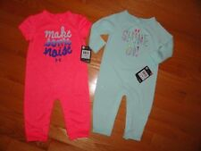 Under Armour Baby Romper One Piece Coverall Outfit 3 6 9 12 18 24 Months NWT