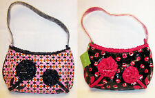 Vera Bradley Frill Comin' Up Roses Choice of Pattern NWT
