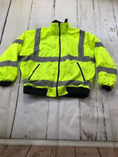 Reflective Safety  Jacket Snap N Wear ANSI III Liner Compliant System - 626T