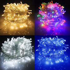 TOP LED Fairy String Lights Xmas Christmas Tree Garden Party Indoor/Outdoor