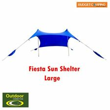 Outdoor Connection Fiesta Sun Shelter - Stretchy Shelter beach shelter