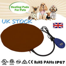 Pets Warm Heating Pad Safety Electric Cat Dog Heated Heater Bed Mat Blanket 30cm