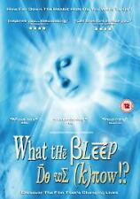 What The Bleep Do We Know!? (DVD, 2005, 2-Disc Set)~UNOPENED