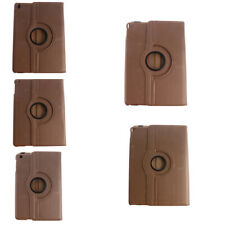 360° Rotating PU Leather Smart Wake/Sleep Stand Case For iPad Mini 2 3/Air 2
