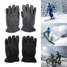 Mens Womens Winter Gloves Heatlok Insulated Layer -20°F Cold Proof Thermal Glove