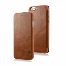 Authentic G-CASE Leather Wallet Card Flip Case Cover For iPhone X 10 8 7 6S Plus
