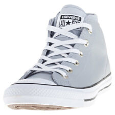 Converse Ctas Syde Street Mid Mens Trainers Grey New Shoes