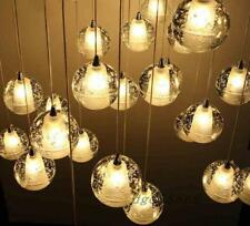 Modern Creative Personality Meteor Shower Pendant Crystal Glass Chandelier