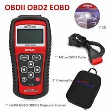 OBDII OBD2 EOBD CAR FAULT CODE READER SCANNER DIAGNOSTIC AUTO ENGINE SCAN TOOL 2