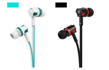 Mobile Phone Headphones Original Ear Mic Headset Stereo 3 5mm Handsfree All Us