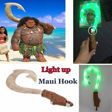 Maui Light-Up Sound Fish Hook Moana Exquisite Toy Kids Birthday Christmas Gift S