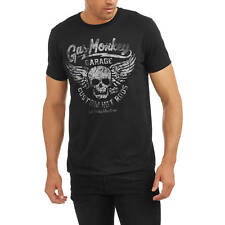Gas Monkey Garage Men's Custom Hot Rods Let'Em Rip Tater Chip! Graphic Tee S-3XL