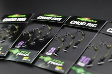 Korda Ready Tied Chod Rigs Barbed or Barbless (short)