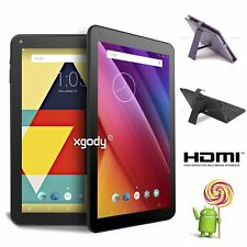 XGODY 32GB 10.1'' HD Android 5.1 TABLET PC 4Core Dual Camera HDMI WiFi Bluetooth